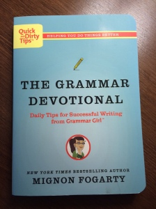 grammar devotional